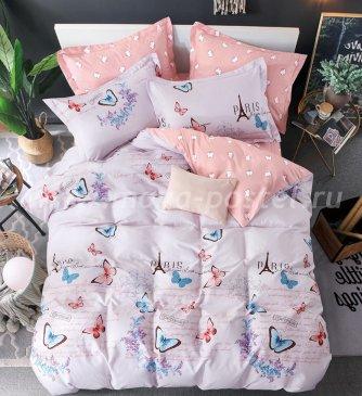 Постельное белье Twill TPIG6-1060 евро 4 наволочки в интернет-магазине Моя постель