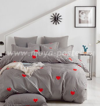 Постельное белье Twill TPIG6-1066 евро 4 наволочки в интернет-магазине Моя постель