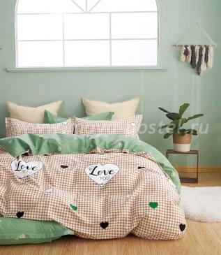 Постельное белье Twill TPIG2-1081-70 двуспальное в интернет-магазине Моя постель