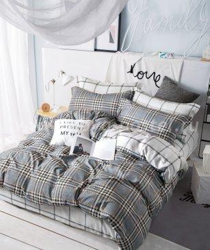 Кпб Фланель MOMAE85 Евро 2 наволочки в интернет-магазине Моя постель