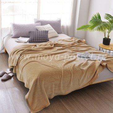 Плед Tango Allegria AL2022-17 однотонный, евро в интернет-магазине Моя постель