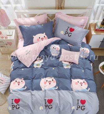 Постельное белье Twill TPIG4-1057 1,5 спальный в интернет-магазине Моя постель