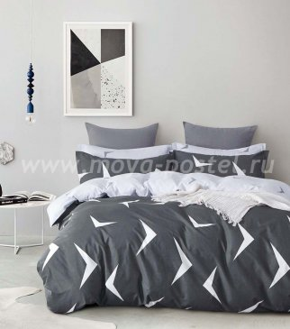 Постельное белье Twill TPIG6-1048 евро 4 наволочки в интернет-магазине Моя постель