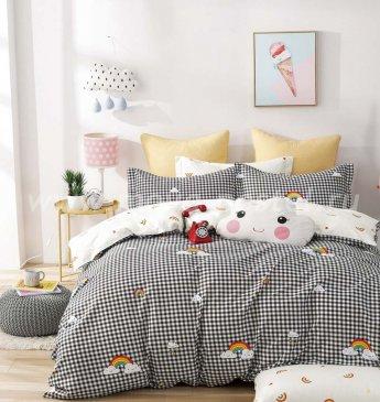 Постельное белье Twill TPIG6-1064 евро 4 наволочки в интернет-магазине Моя постель