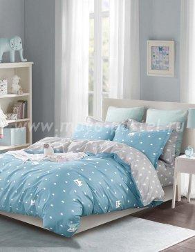 Постельное белье Twill TPIG6-1073 евро 4 наволочки в интернет-магазине Моя постель