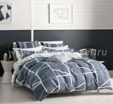 Постельное белье Twill TPIG6-1096 евро 4 наволочки в интернет-магазине Моя постель
