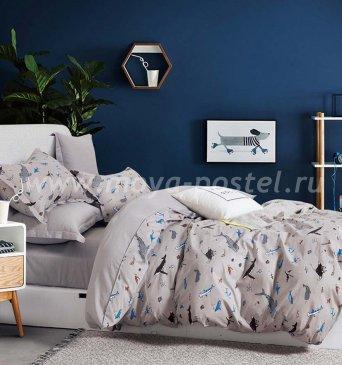 Постельное белье Twill TPIG2-1051-70 двуспальное в интернет-магазине Моя постель
