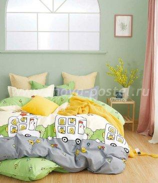 Постельное белье Twill TPIG4-1080 полуторное в интернет-магазине Моя постель