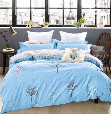 КПБ 7th AVENUE touch сатин 2 сп. (евро) Silvana в интернет-магазине Моя постель