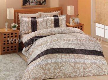 """Постельное белье """"ALTINBASAK"""" CLASSICO Сатин ( Eвро ) в интернет-магазине Моя постель"""