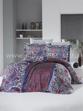"""Постельное белье """"ALTINBASAK"""" MARLIE cатин ( Eвро ) в интернет-магазине Моя постель"""