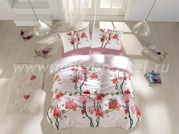 """Постельное белье """"RANFORCE"""" BLOOM ( Eвро ) 50х70*2 шт  в интернет-магазине Моя постель"""
