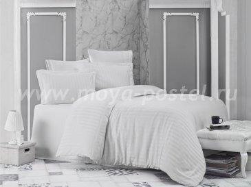 """Постельное белье бамбук """"KARNA"""" PERLA (Eвро) 50x70*2 70x70*2 в интернет-магазине Моя постель"""