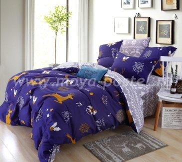 Постельное белье Модное на резинке CLR017 в интернет-магазине Моя постель