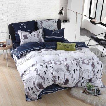 Постельное белье Модное на резинке CLR027 в интернет-магазине Моя постель