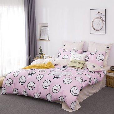 Постельное белье Модное на резинке CLR044 в интернет-магазине Моя постель