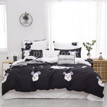 Постельное белье Модное на резинке CLR051 в интернет-магазине Моя постель