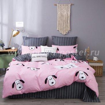 Постельное белье Модное на резинке CLR054 в интернет-магазине Моя постель