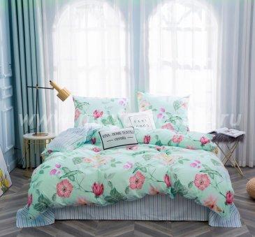 Комплект постельного белья Сатин C352 в интернет-магазине Моя постель