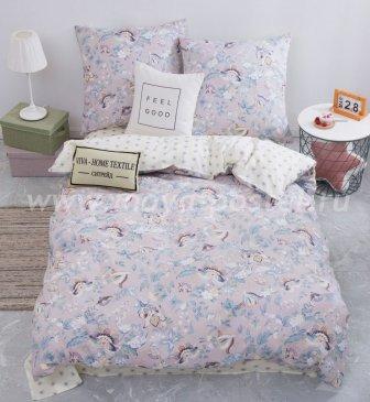 Комплект постельного белья Сатин Выгодный CM057 в интернет-магазине Моя постель