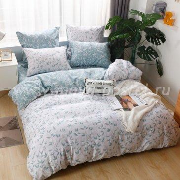 Комплект постельного белья Делюкс Сатин на резинке LR215 в интернет-магазине Моя постель