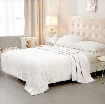 Плед-покрывало с ворсом SB005 180х200 в каталоге интернет-магазина Моя постель