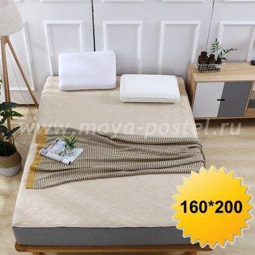 Наматрасник на резинке N002 160х200 - интернет-магазин Моя постель
