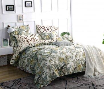 Комплект постельного белья Делюкс Сатин L145 в интернет-магазине Моя постель