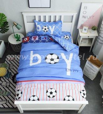 Комплект постельного белья Сатин Детский CD013 в интернет-магазине Моя постель