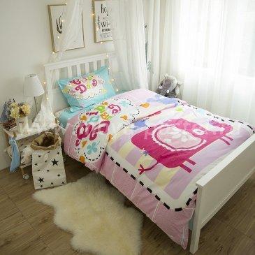 Комплект постельного белья Сатин Детский CD015 в интернет-магазине Моя постель