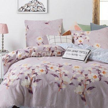Комплект постельного белья Сатин C320, евро 50х70 в интернет-магазине Моя постель