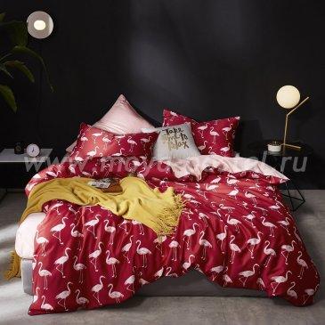 Комплект постельного белья Сатин Премиум CPA021 в интернет-магазине Моя постель
