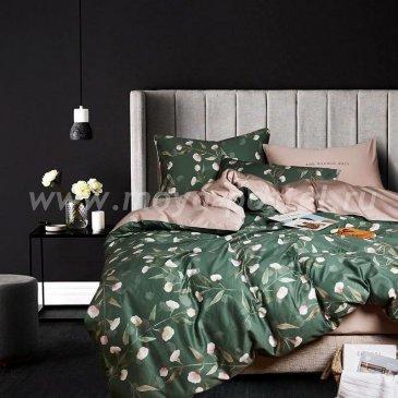 Комплект постельного белья Сатин Премиум на резинке CPAR008 в интернет-магазине Моя постель