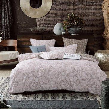 Комплект постельного белья Сатин вышивка на резинке CNR055 в интернет-магазине Моя постель