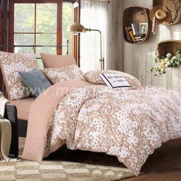 Комплект постельного белья Люкс-Сатин A086 в интернет-магазине Моя постель