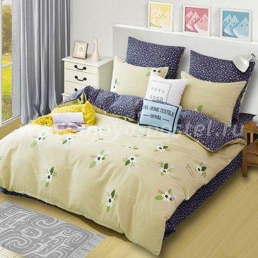 Комплект постельного белья Делюкс Сатин на резинке LR170 в интернет-магазине Моя постель