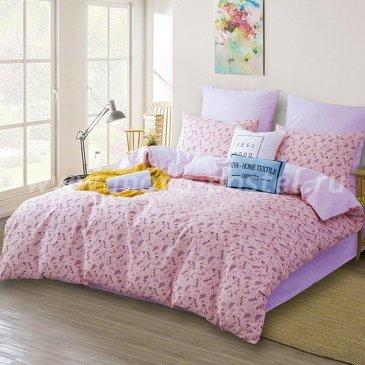 Комплект постельного белья Делюкс Сатин на резинке LR171 в интернет-магазине Моя постель