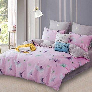 Комплект постельного белья Делюкс Сатин на резинке LR172 в интернет-магазине Моя постель