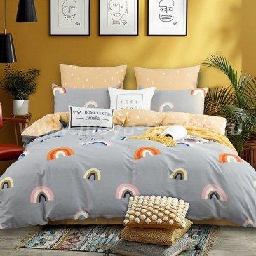 Комплект постельного белья Делюкс Сатин L191 в интернет-магазине Моя постель