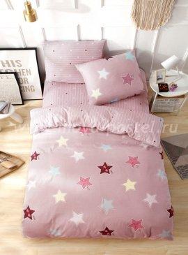 Комплект постельного белья Сатин Выгодный CM043 в интернет-магазине Моя постель