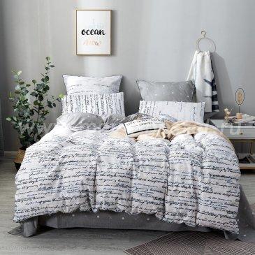 Комплект постельного белья Сатин Элитный на резинке CPLR009 в интернет-магазине Моя постель