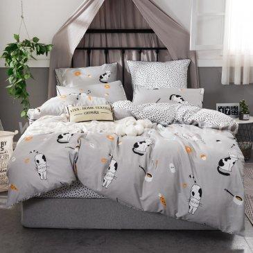 Комплект постельного белья Сатин Элитный на резинке CPLR022 в интернет-магазине Моя постель