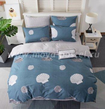 Комплект постельного белья Делюкс Сатин на резинке LR201 в интернет-магазине Моя постель