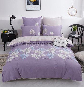 Комплект постельного белья Делюкс Сатин на резинке LR205 в интернет-магазине Моя постель
