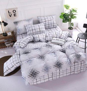 Комплект постельного белья Люкс-Сатин на резинке AR103 в интернет-магазине Моя постель