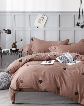 Постельное белье Tango Novella TS04-X86  евро 4 наволочки в интернет-магазине Моя постель
