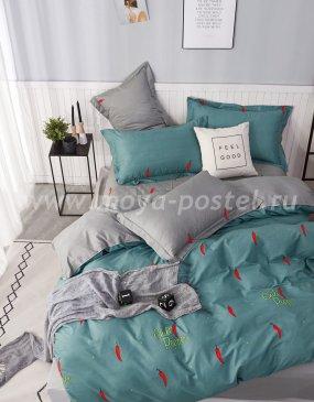 Постельное белье Tango Novella TS04-X88 евро 4 наволочки в интернет-магазине Моя постель