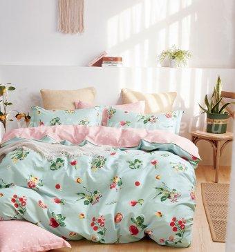 Постельное белье Tango Novella TS04-X116 евро 4 наволочки в интернет-магазине Моя постель