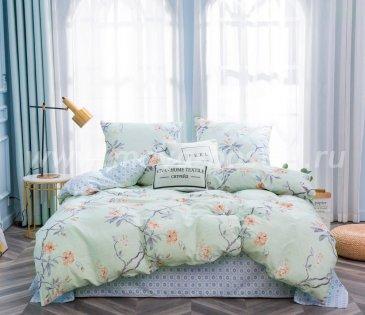 Комплект постельного белья Сатин C350, семейный (70х70) в интернет-магазине Моя постель