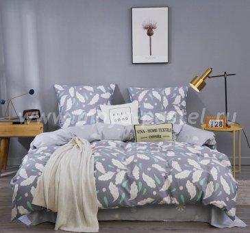 Комплект постельного белья Сатин C363, полуторное 70х70 в интернет-магазине Моя постель